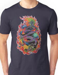 Fire Dragon Unisex T-Shirt