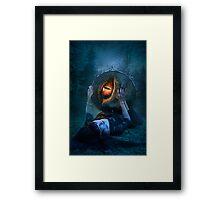 Scathan Gloine  Framed Print
