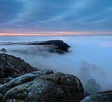 Derwent Valley, Below the Mist by mhfore