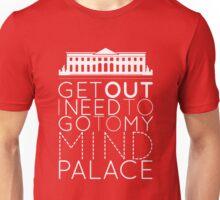 Sherlock - I Need to Go to my Mind Palace Unisex T-Shirt