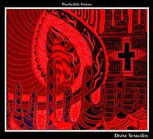 Divine Sensuality Black Ligth by MonicaDias