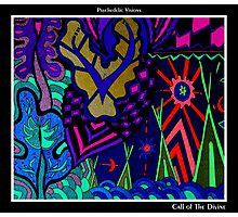 Call of The Divine Black Ligth Photographic Print