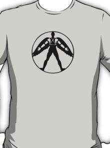 Icarus (black on light) T-Shirt