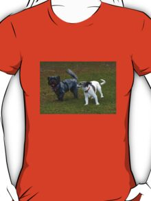 Who Let the Dogs Out? T-Shirt