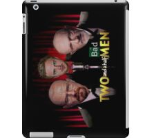 Two and a Half Bad Men iPad Case/Skin