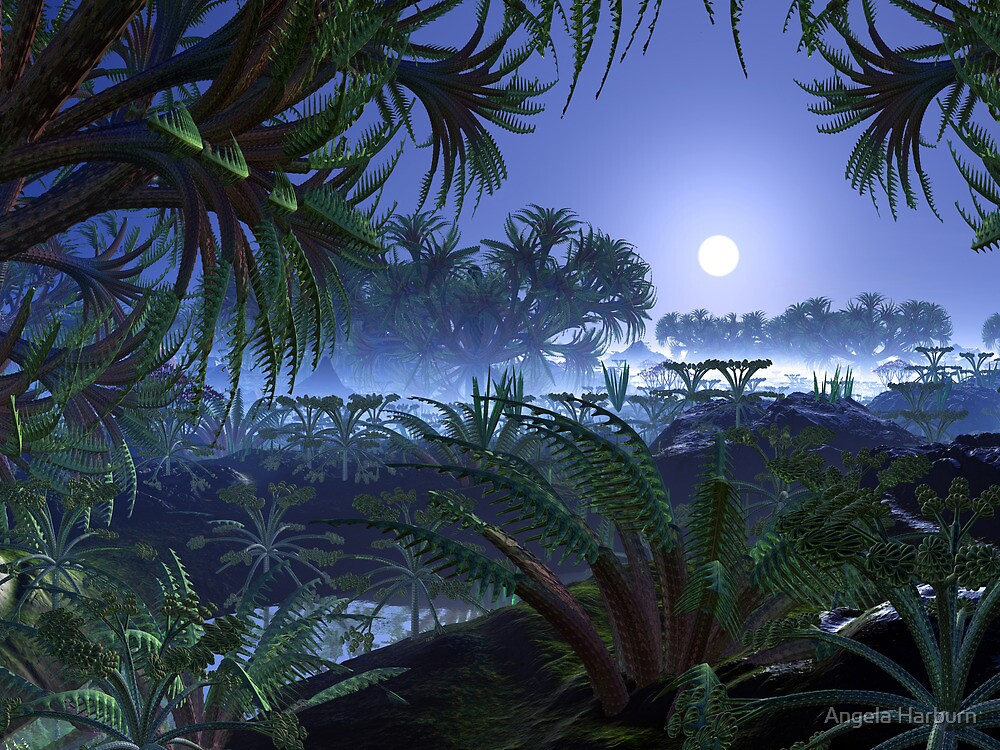 Planet Tropicana by SpinningAngel