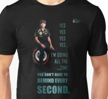 KR - You don't have to remind every second (Dark) Unisex T-Shirt