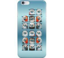 Fuzzy Balls of Fun .. iphone case iPhone Case/Skin