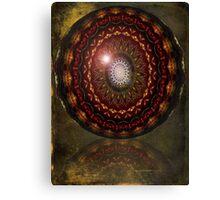 Kaleidoscope ball Canvas Print