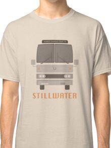 Almost Famous Stillwater Tour Bus Classic T-Shirt