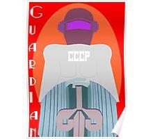 Guardian - Robot Protector Poster