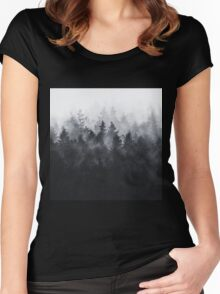 The Heart Of My Heart // Midwinter Edit Women's Fitted Scoop T-Shirt