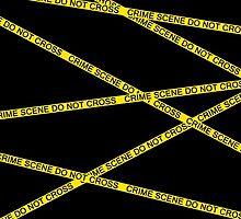 Crime Scene Do Not Cross by GhostMind