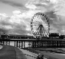 Central Pier | Blackpool by scottsmithphoto