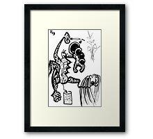 066 Framed Print