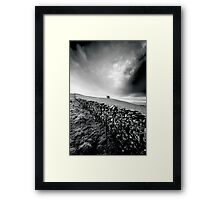 Beacon Tree Framed Print