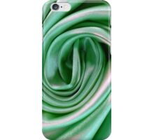 Twisted Mint iPhone Case/Skin