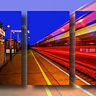 Intercity Triptych by mhfore