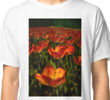 Fire Flower Classic T-Shirt