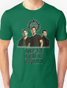 Supernatural: Team Free Will Unisex T-Shirt