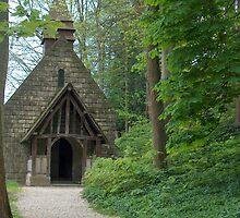 Chapel, France by DMRPhotos