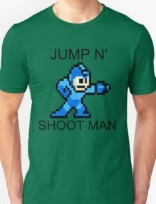 Jump N Shoot Man T-Shirt