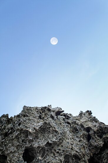 The Moon and The Rock by Hakai Matsu