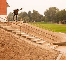 Jamie Thomas Back 50 by foremanphotos