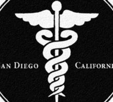Dr. Chim Richalds Sticker