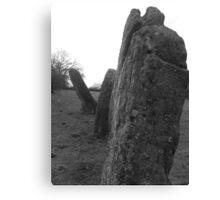 Harolds` Stones 1 Canvas Print