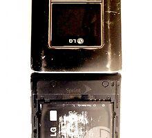 Old Flip Phone by JoeCooney