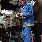 Street Market 8-The Browser by Francis Drake