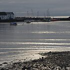Early Ebb-Isle of Whithorn by Francis Drake