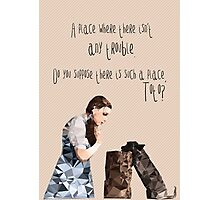 Dorothy and Toto's Place //pastel Photographic Print