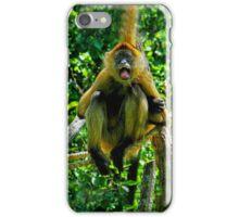 Monkey See iPhone Case/Skin