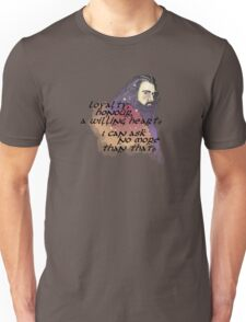 Loyalty Unisex T-Shirt