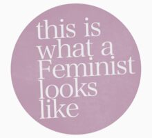 this is what a feminist looks like by ShayleeActually
