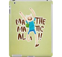 Mathematical! iPad Case/Skin