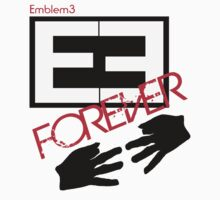 Emblem 3 forever by artofdesign21