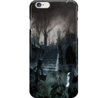 Welcome to the Graveyard iPhone Case/Skin