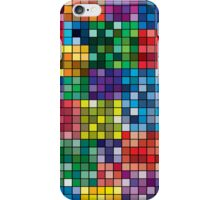 Patchwork iPhone case iPhone Case/Skin