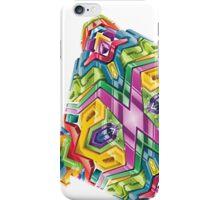 3-Draffiti iPhone Case/Skin