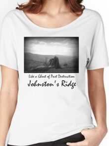 like a ghost of past destruction Women's Relaxed Fit T-Shirt