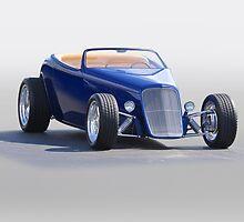 1933 Ford 'LoBoy' Roadster by DaveKoontz