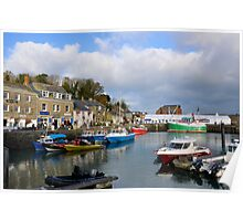 Padstow Cornwall pt2 Poster