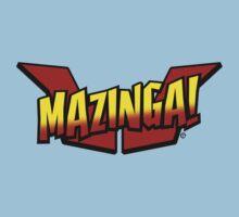 Mazinga! One Piece - Short Sleeve