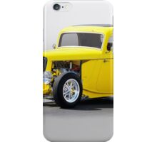 1933 Ford 'Hemi HiBoy' Coupe iPhone Case/Skin