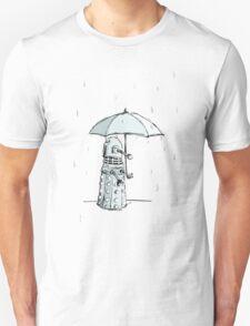 Dalek in the Rain T-Shirt