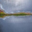 Hallucinogenic rustic island lakeside by hardhhhat