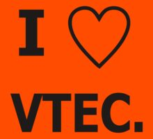 I love Vtec by Koralev